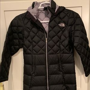 The north face youth jacket